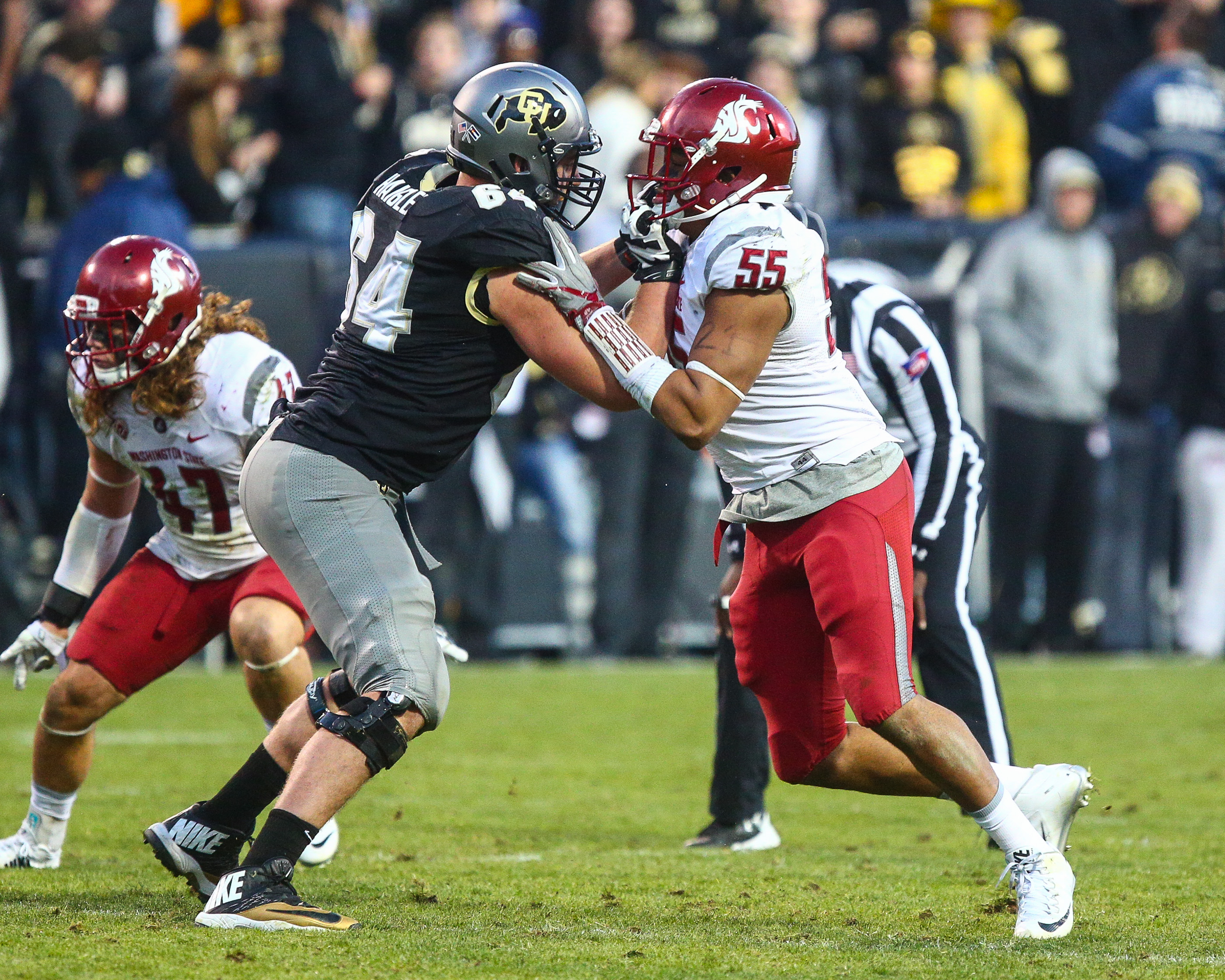 Get the latest Washington State Cougars news scores stats standings rumors and more from ESPN