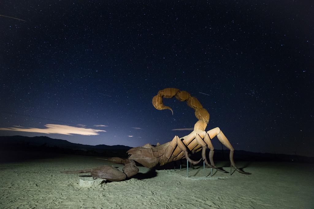 Ricardo Breceda Sculpture In Borrego Springs