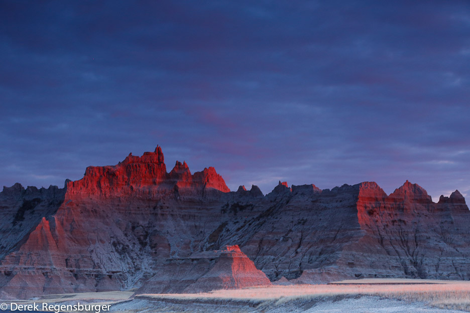 Badlands Alpine Glow
