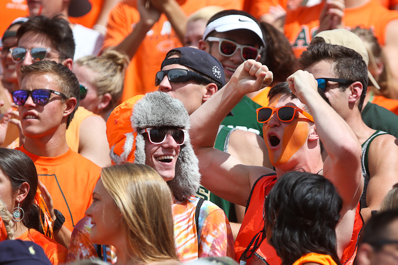 Colorado State, football, sports photography, fans