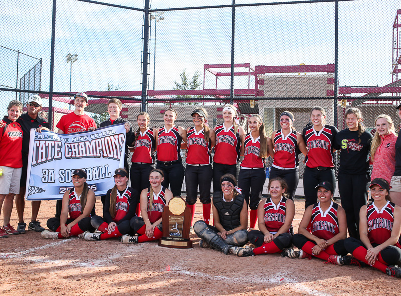 colorado, high school softball, CHSAA, championships, Strasburg