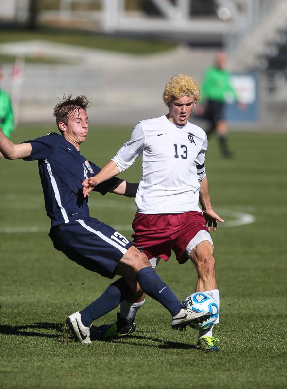 Colorado High School Boy's Soccer Finals