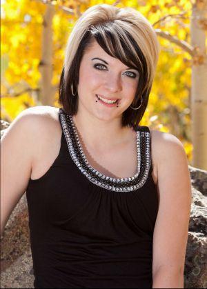 Kelsey Senior Portrait, Kenosha Pass, Colorado