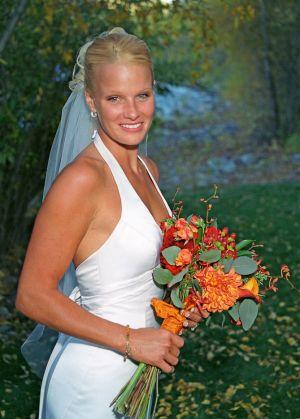 Bridal Portrait,  Roaring Fork Club