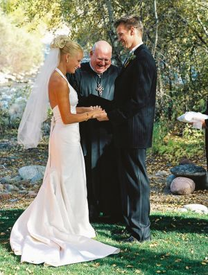 Wedding Ceremony,  Roaring Fork Club