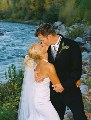 Bride and Groom,  Roaring Fork Club