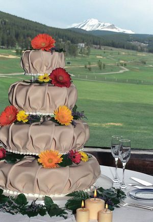 Wedding Cake Keystone Resort