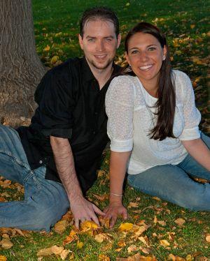 Denver City Park Engagement Photo Session