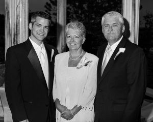 Groom and Parents, Stonebrook Manor