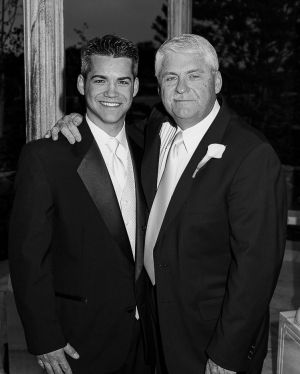 Groom and Father, Stonebrook Manor