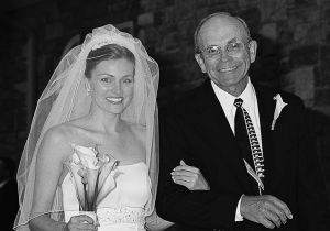 Bride and Father, Stonebrook Manor