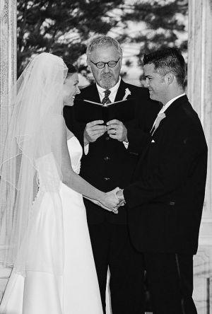 Wedding Ceremony, Stonebrook Manor