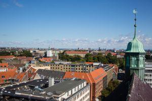 View from Obersvatory Copenhagen