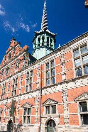 Old Stock Exchange Copenhagen